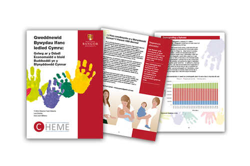 CHEME Report design and layout